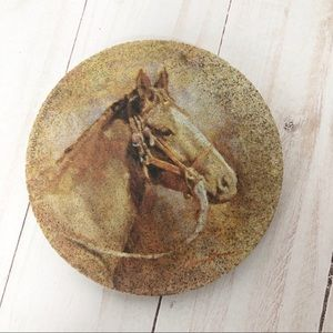 Thirstystone Horse Equestrian Drink Coasters